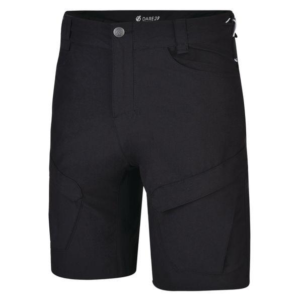 9d72ff236a16 Dare2b Tuned In Trouser Regular Black pánske nohavice